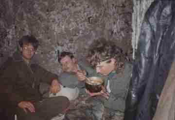 Bunkr u Nových Osinalic v r.1995