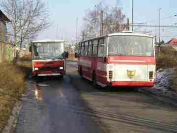 Návnada autobus veľký péro